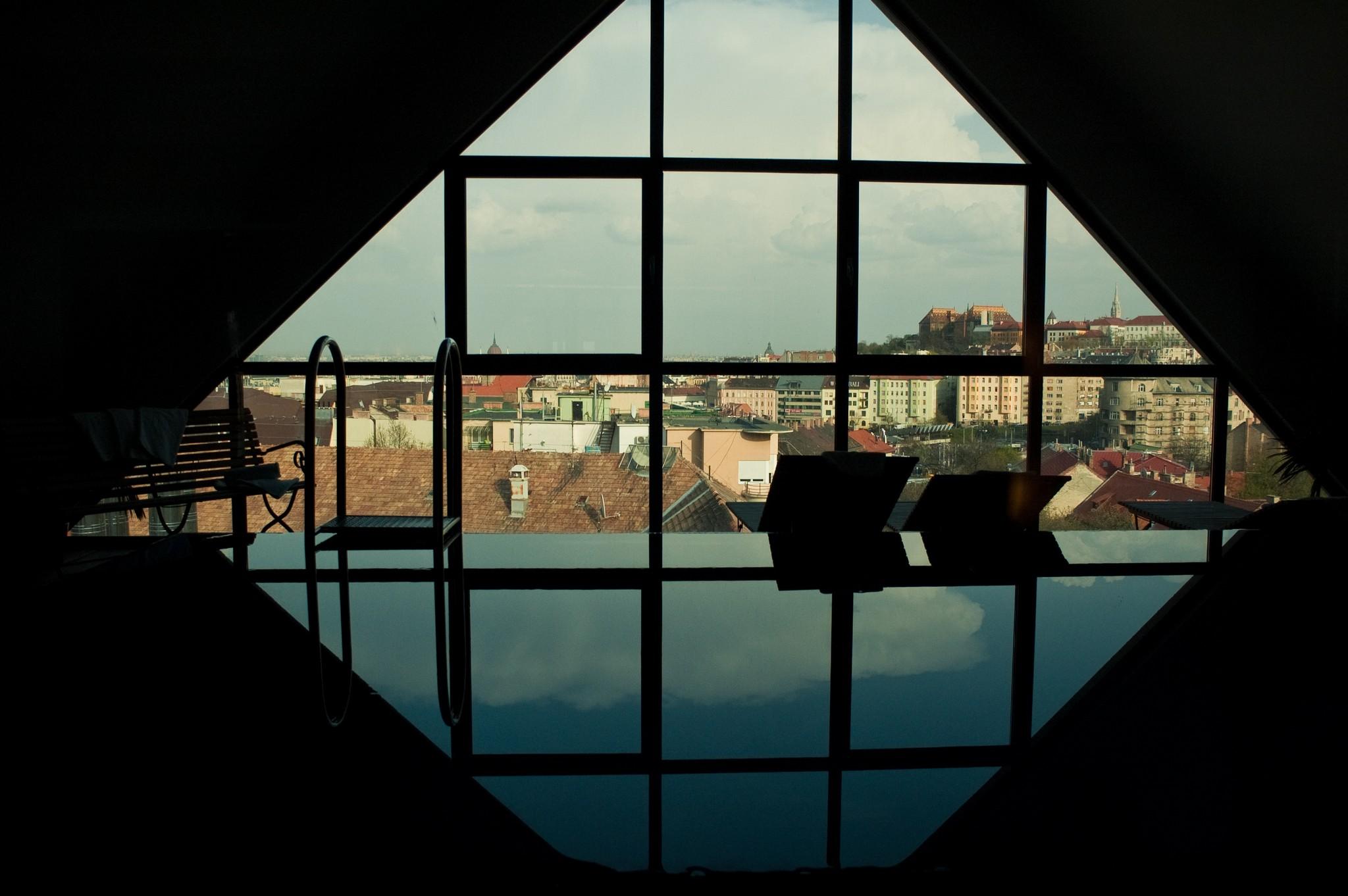 Hotel Belvedere, Budapest, April 2012