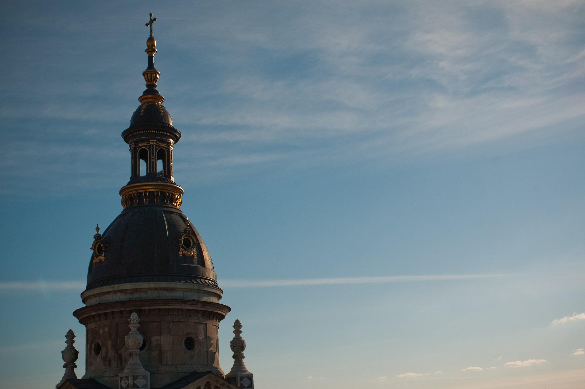 Szent István Bazilika, Budapest, April 2012