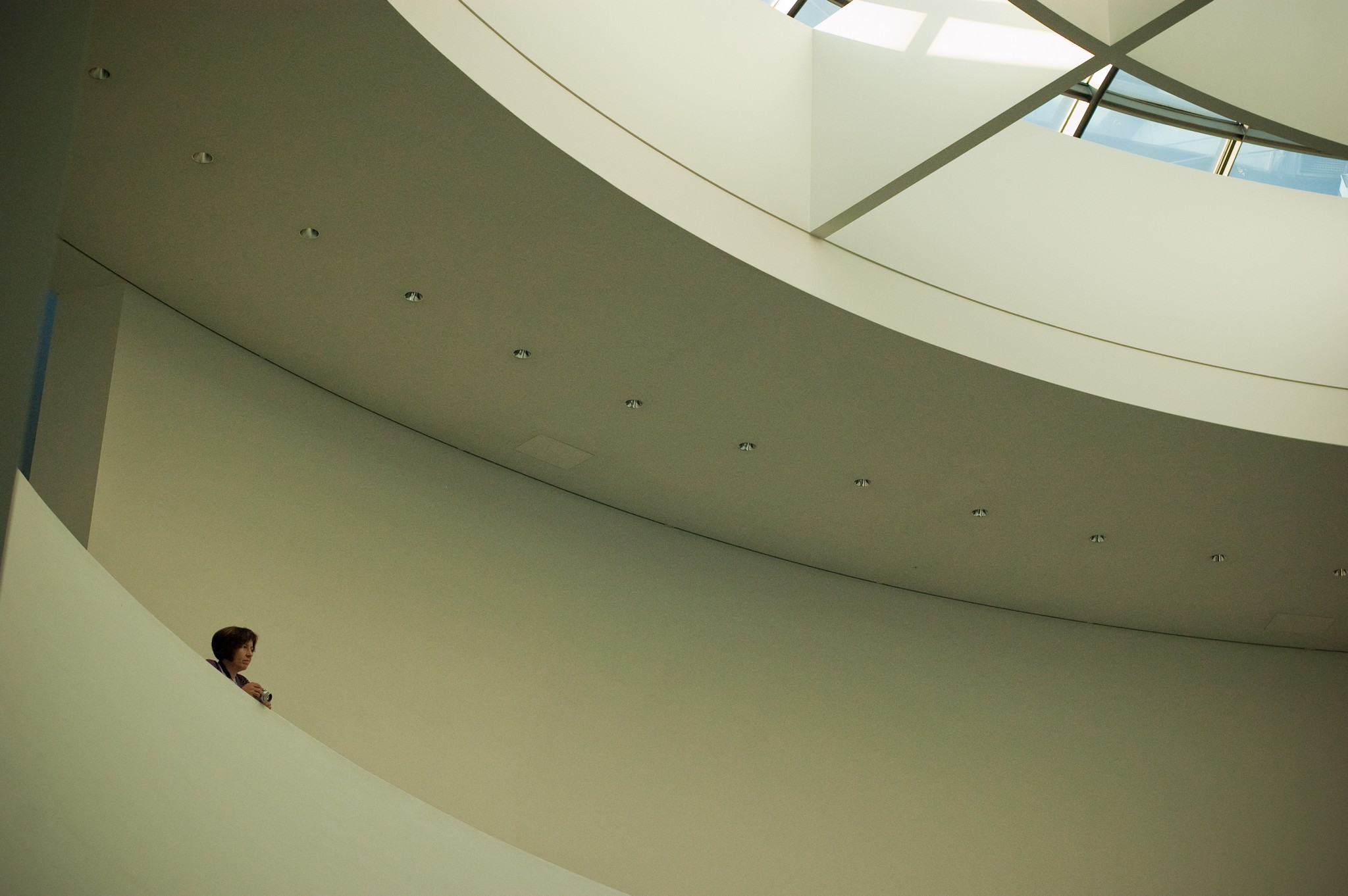 Pinakothek der Moderne, München, Oktober 2008