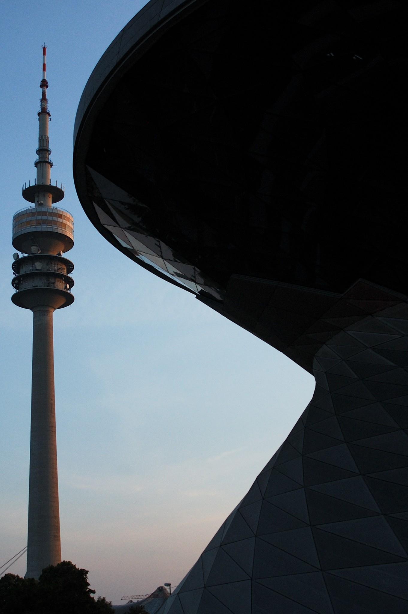 BMW Welt, München, Juli 2010