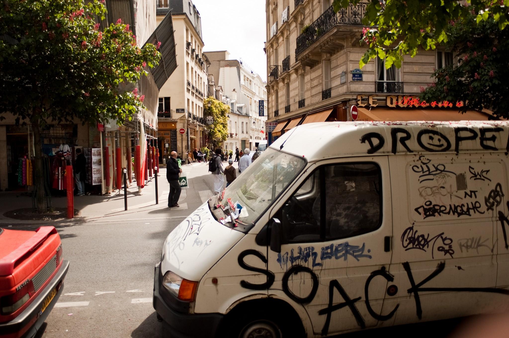 Paris, Mai 2009