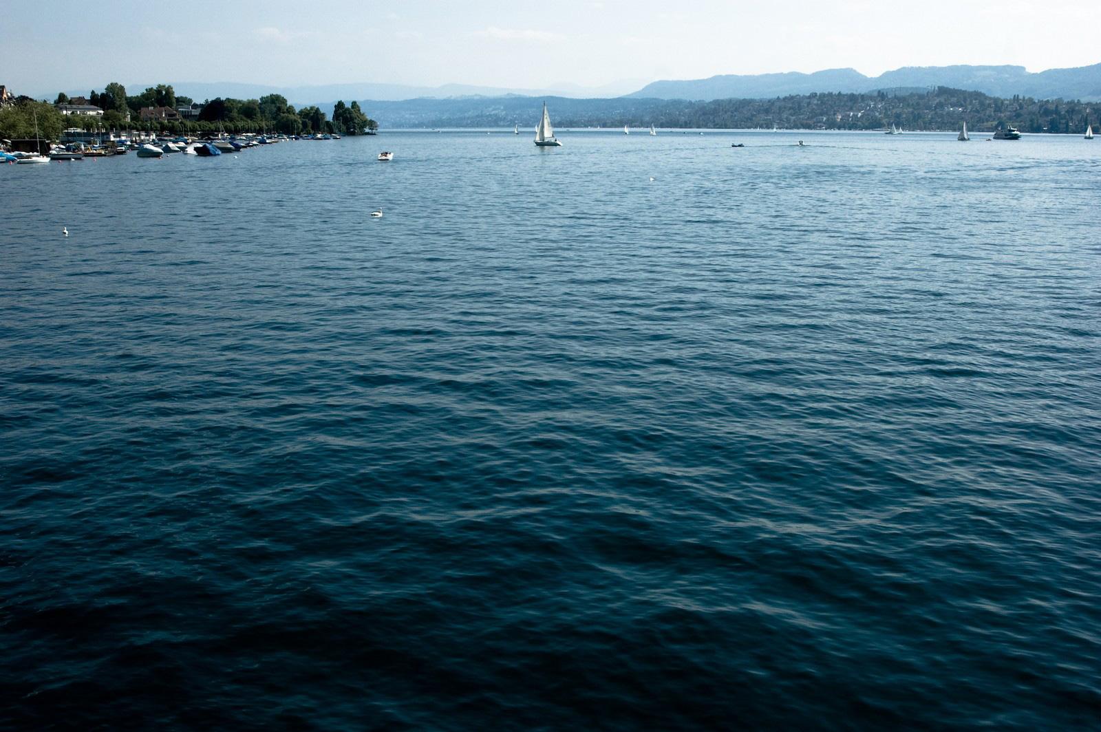 Zürichsee, Mai 2011