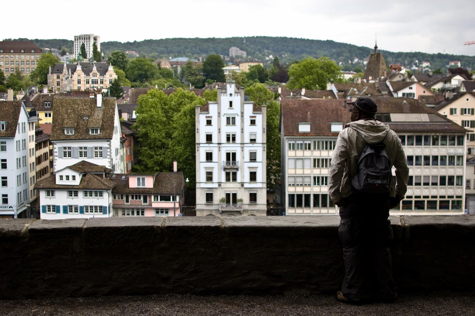 Zürich, Mai 2011
